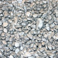 Silver Stone Pebbles 4-8mm